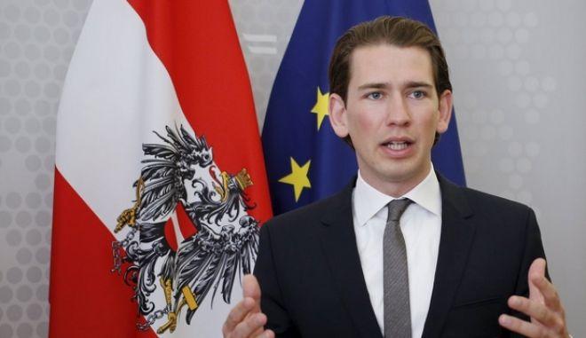 Αυστρία: Σταθερή υπέρ του παγώματος των ενταξιακών διαπραγματεύσεων της Τουρκίας