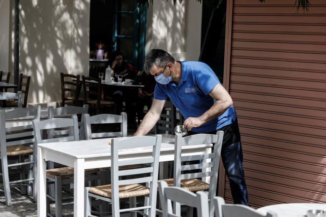 Άνοιγμα της εστίασης στην Αθήνα