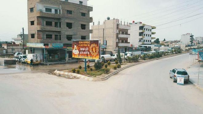 Αποψη από την πόλη Αλ Χασάκα