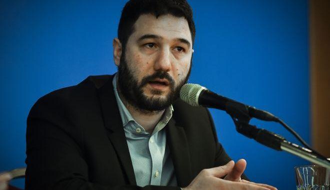 Ο υποψήφιος δημάρχος Αθηναίων Νάσος Ηλιόπουλος