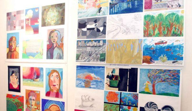 """Ανώτατη σχολή Καλών Τεχνών σε Κεραμέως: """"Να επαναφέρετε και να ενισχύσετε τα καλλιτεχνικά"""""""