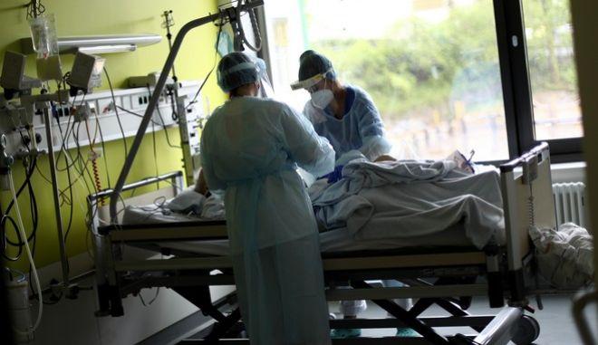 Νοσοκομείο στη Ρωσία
