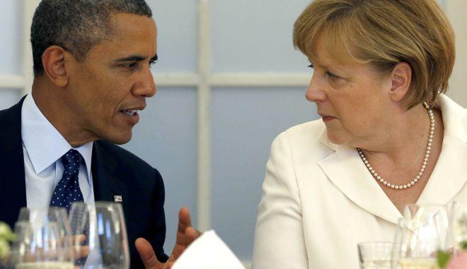 Άρθρο Μπαλάφα στο NEWS 247: Ομπάμα και Μέρκελ συγκλίνουν