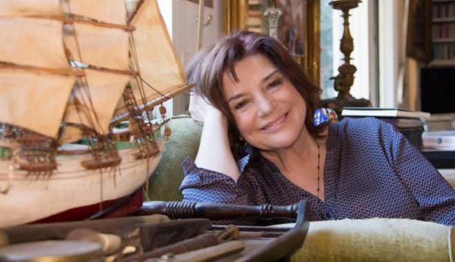 Η συγγραφέας και καθηγήτρια ψυχολογίας Φωτεινή Τσαλίκογλου