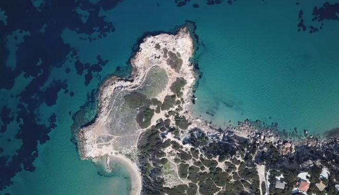 Ασκητάριο Ραφήνας: Το προϊστορικό Άγιο Όρος της Αττικής με την υπέροχη θέα