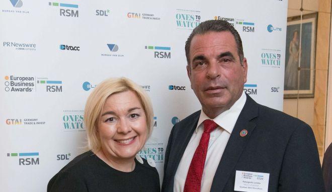 Διάκριση στα European Business Awards για το Spetses mini Marathon