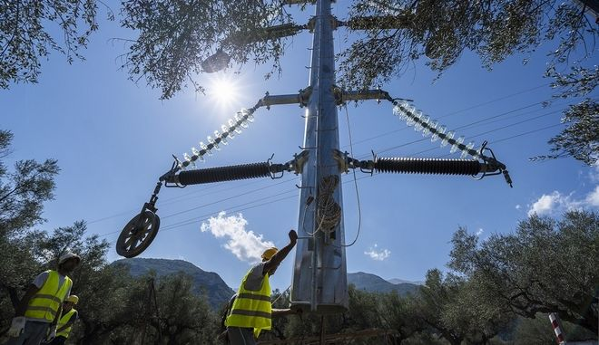 Στην τελική ευθεία η διασύνδεση Κρήτης - Πελοποννήσου