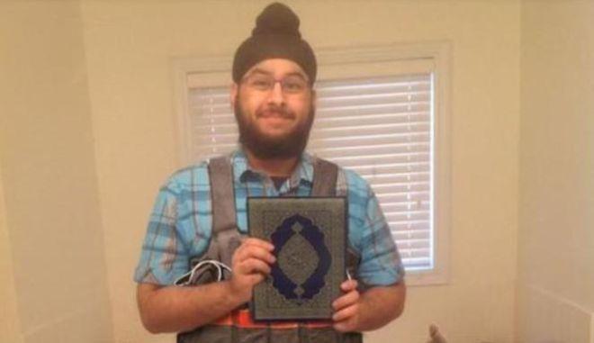 O άνθρωπος που κατηγορείται άδικα για κάθε τρομοκρατική επίθεση
