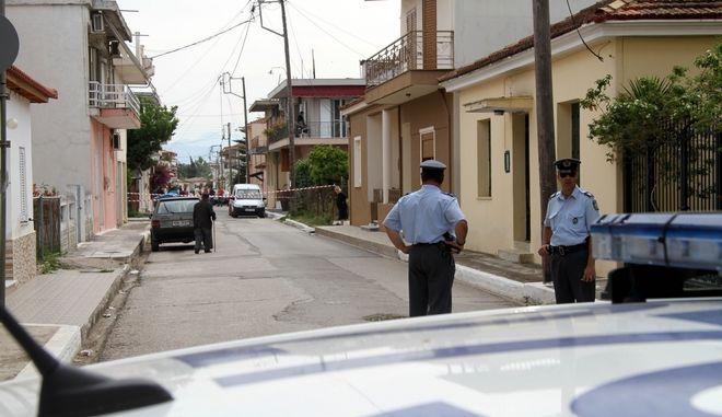 Αστυνομικοί στην Ηλεία