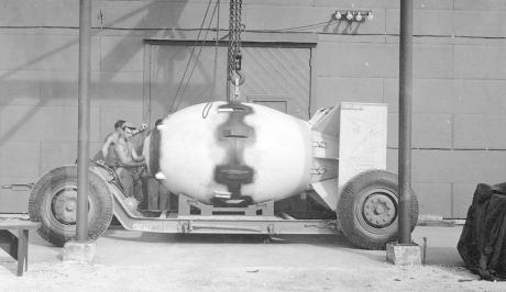 Η τελική προετοιμασία για τις πυρηνικές επιθέσεις σε Χιροσίμα και Ναγκασάκι