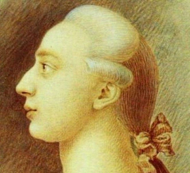 Πορτρέτο του Τζάκομο Καζανόβα που φιλοτέχνησε ο αδερφός του, Φραντσέσκο