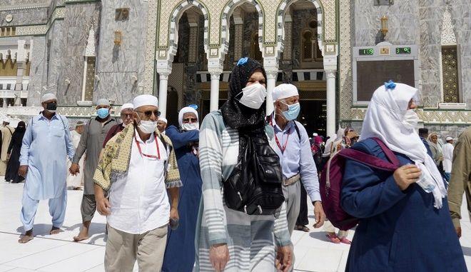 Κάτοικοι της Σαουδικής Αραβίας