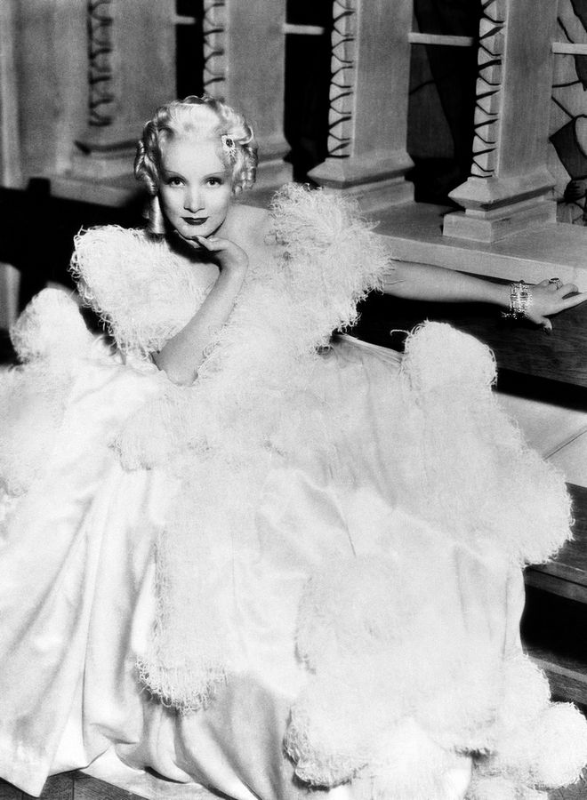 German-American actress and singer Marlene Dietrich in 1937. (AP Photo)