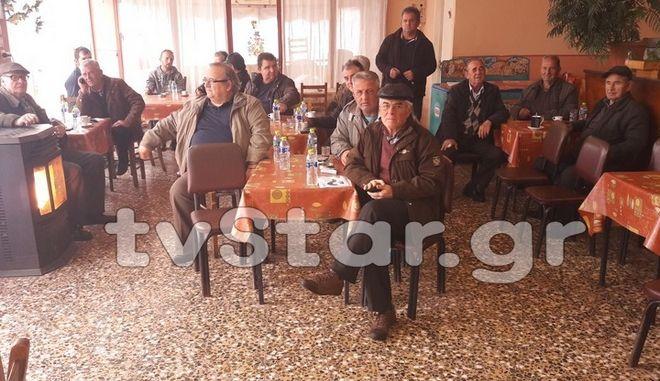 Το χωριό της Φθιώτιδας χωρίς τηλεοπτικό σήμα και ίντερνετ