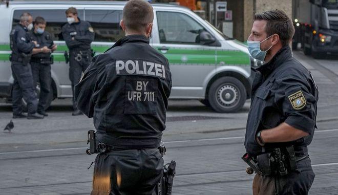 Αστυνομικοί στη Γερμανία (φωτογραφία αρχείου)