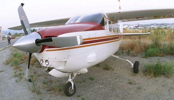 Αναγκαστική προσγείωση μονοκινητήριου αεροσκάφους στα Γρεβενά
