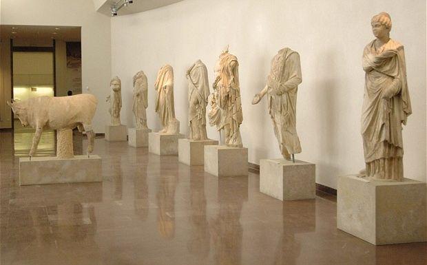 Πρώτο θέμα στα διεθνή Μέσα η ληστεία στο Μουσείο Ολυμπίας....