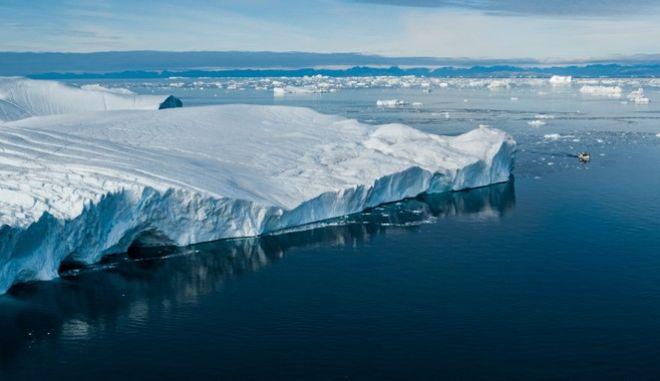 Κλιματική αλλαγή: Προειδοποιήσεις επιστημόνων ότι η στάθμη των ωκεανών θα ανέβει δραματικά