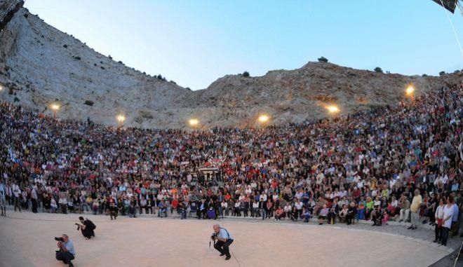 Πολιτιστικές εκδηλώσεις αναβάλλονται λόγω τριήμερου εθνικού πένθους για τον Μίκη Θεοδωράκη