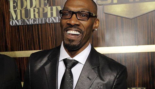 "FILE- In this Nov. 3, 2012 file photo, comedian Charlie Murphy appears at ""Eddie Murphy: One Night Only,"" a celebration of Murphy's career in Beverly Hills, Calif. Murphy, older brother of actor-comedian Eddie Murphy, died Wednesday, April 12, 2017 of leukemia in New York. He was 57.  (Photo by Chris Pizzello/Invision/AP, File)"