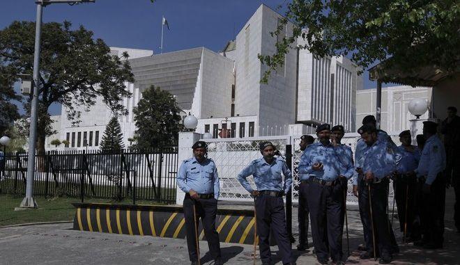 Αστυνομία στο Πακιστάν