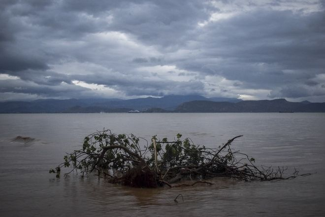 Πλημμύρες από την κακοκαιρία στο Άργος