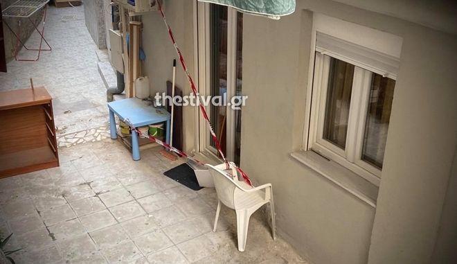 Θεσσαλονίκη: βρέθηκε το πτώμα γυναίκας σε υπόγειο διαμέρισμα