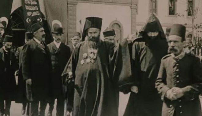 Ο μητροπολίτης Χρυσόστομος σε βίντεο ντοκουμέντο.