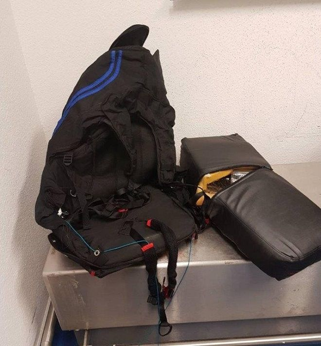 Κοκαΐνη από την Βραζιλία στην Ελλάδα μέσω αεροδρομίου