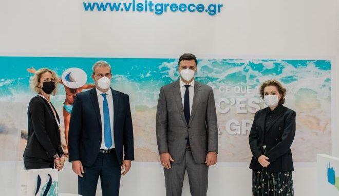 Τις χειμωνιάτικες σχολικές διακοπές των Γάλλων θέλει να προσελκύσει η Ελλάδα