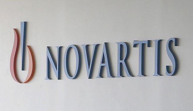 Το σήμα της Novartis