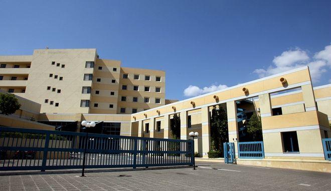 Το κεντρικό κτίριο του Υπουργείου Μεταφορών, Φωτογραφία Αρχείου