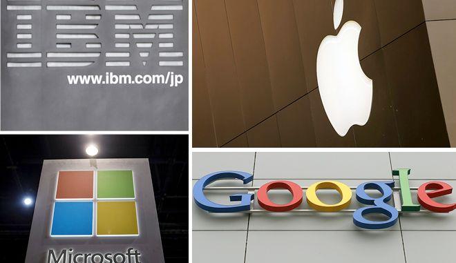 Οι δέκα πολυτιμότερες εταιρείες στον κόσμο