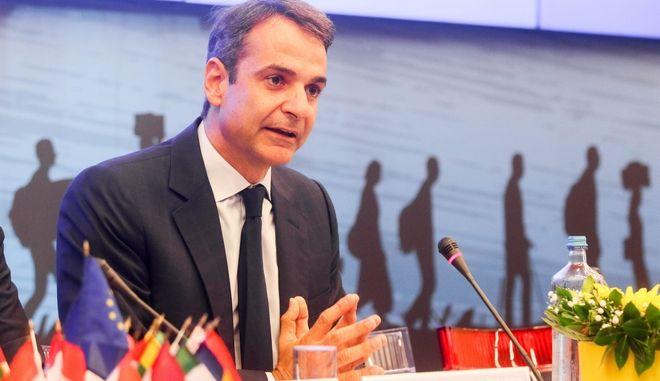 Μητσοτάκης: Με κυβέρνηση ΝΔ η Ελλάδα θα πάψει να είναι πρόβλημα για την Ευρώπη
