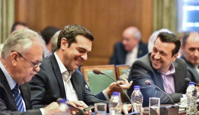 Ξεκινά η αξιολόγηση των υπουργών