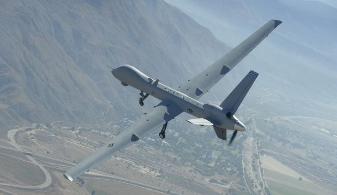 MQ9: Τα αμερικανικά Drone υπερόπλα - Γιατί προτίμησαν τη Λάρισα και όχι το Ιντσιρλίκ