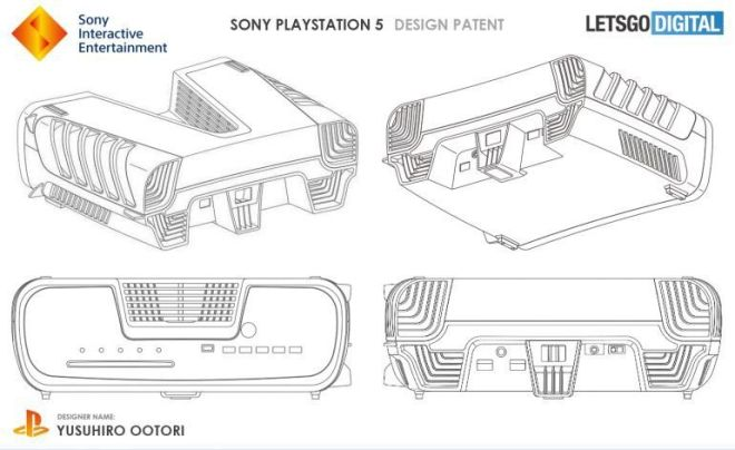 PlayStation 5: Πατέντα της Sony ίσως αποκαλύπτει τον σχεδιασμό του