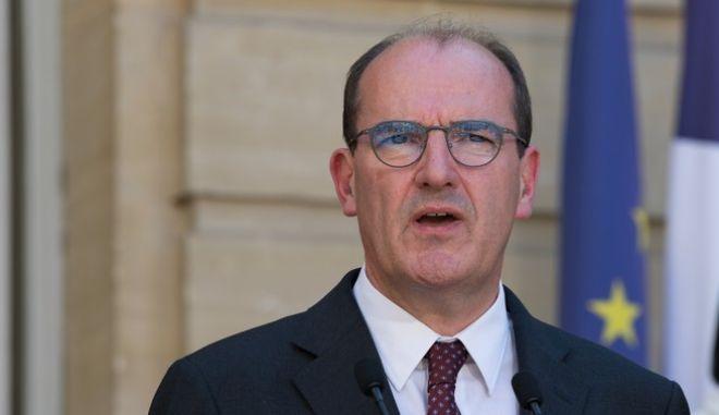 Ο πρωθυπουργός της Γαλλίας, Ζαν Καστέξ.