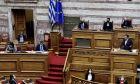 """Βουλή: Η αντιπαράθεση Μητσοτάκη – Τσίπρα σε 3 """"μέτωπα"""""""
