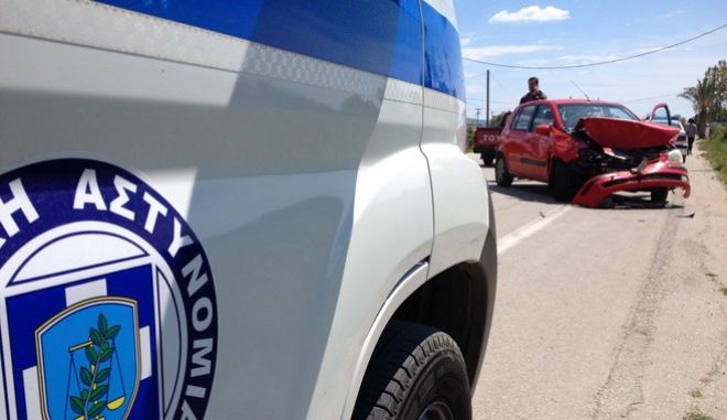 Πρώτη η Ελλάδα σε θανάτους από τροχαία που εμπλέκεται ένα όχημα