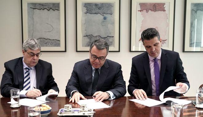 Alpha Bank: Υπεγράφη η νέα επιχειρησιακή σύμβαση εργασίας