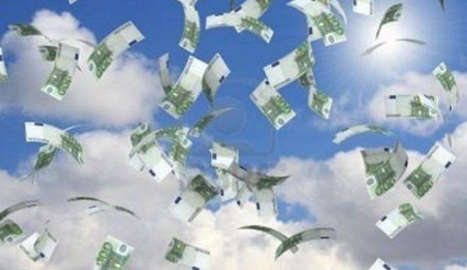 """""""Έβρεξε"""" χρήματα από ληστεία στο Βέλγιο"""