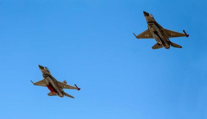 Κοινή στρατιωτική άσκηση Kύπρου- Ισραήλ εντός του FIR Λευκωσίας