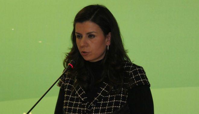 Η Μαρία Καρακλιούμη