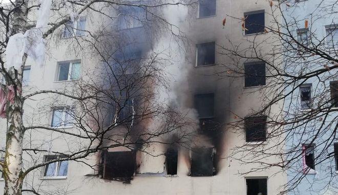 Γερμανία: Έκρηξη στο Μπλάνκενμπουργκ με έναν νεκρό και δεκάδες τραυματίες