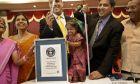 Η κοντύτερη γυναίκα στον κόσμο, Γιότι Άμγκε