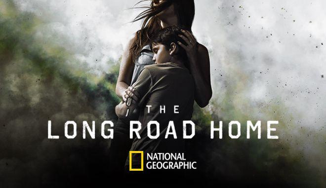 H νέα σειρά «The Long Road Home» του National Geographic κάνει πρεμιέρα την Κυριακή 5 Νοεμβρίου