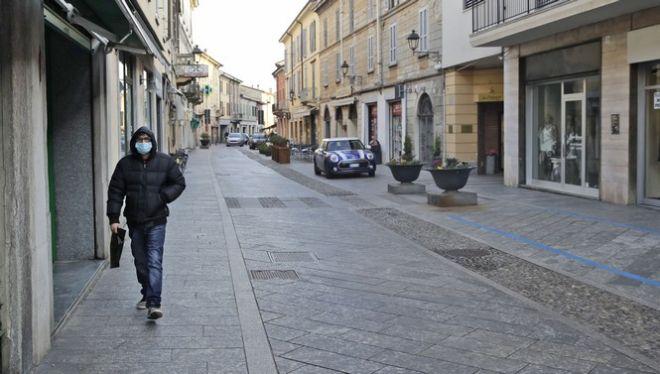 Ανησυχία για τον κοροναϊό στην Ιταλία