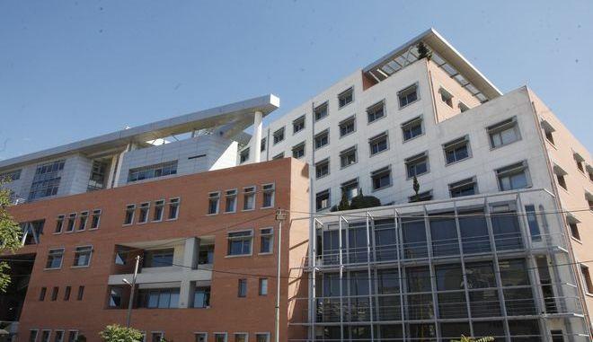 Το κτήριο της ΕΛΣΤΑΤ στον Πειραιά