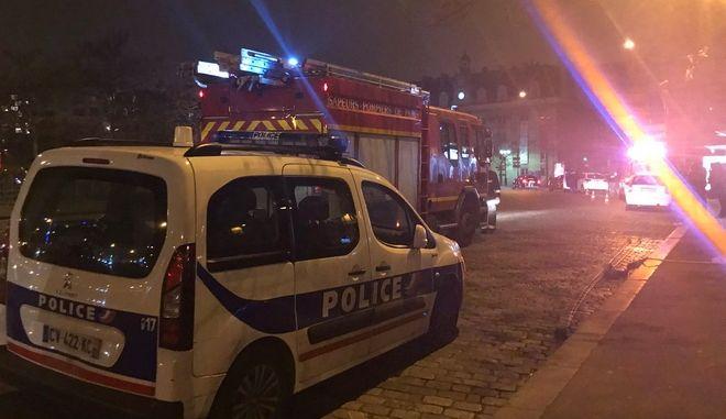 Πυρκαγιά από βραχυκύκλωμα σε σταθμό του μετρό στο Παρίσι